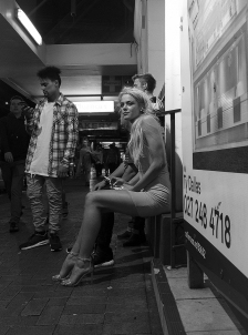 Seen on the Street - Untitled #5 - Patrick Flanagan